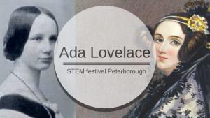 ada lovelace STEM peterborough