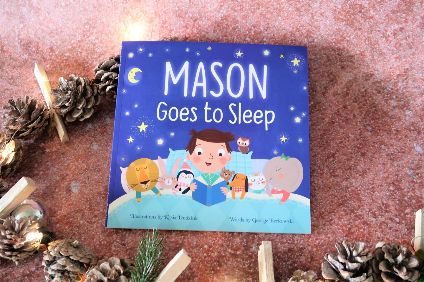mason goes to sleep