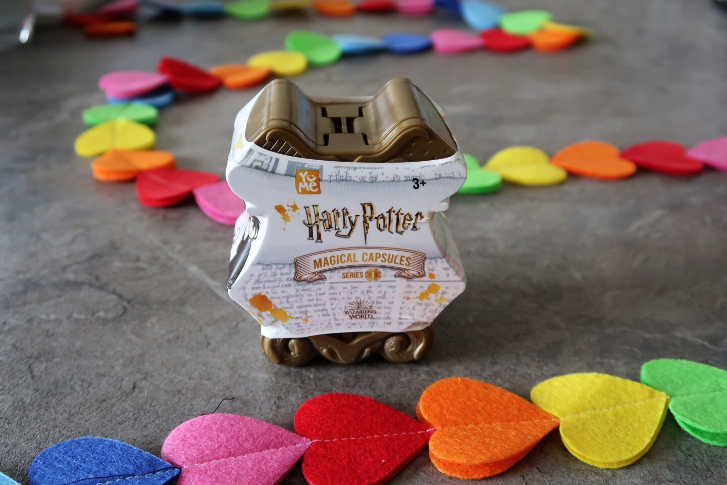 harry potter magical capsule